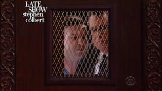 Stephen Colbert's Midnight Confessions XX feat. Taran Killam