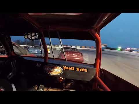Scott Fritz 4 cylinder at Lancaster speedway