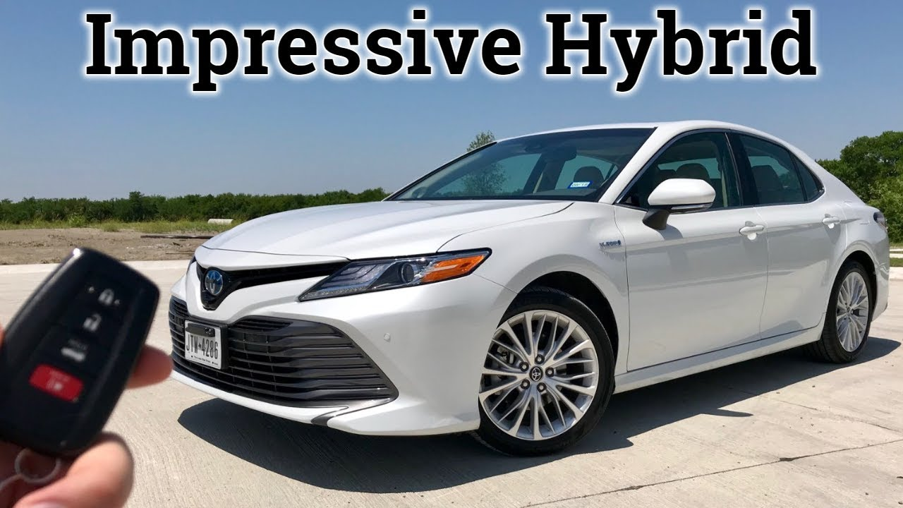 The Hybrid Camry Might Be The Best Camry 2018 Toyota Camry Hybrid