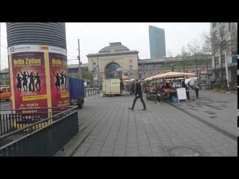 Mannheim germany  مانهايم المانيا
