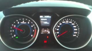 Запуск Hyundai Avante M16 GDI при 25С смотреть