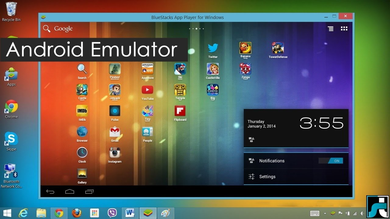 The best Android PC emulator for games | PC Gamer