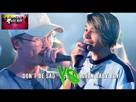 Bars vs Melody: Rapid Rap Challenge (CBBC Got What It Takes?)
