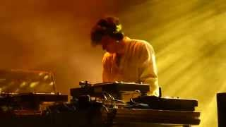 Jamie xx - Obvs + Could Heaven Ever Be Like This? (remix) - Yotaspace - Moscow - 30.10.15
