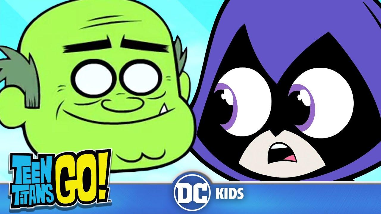 Download Teen Titans Go! | Best of Beast Boy in Teen Titans Go! | @DC Kids