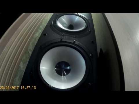 MONITOR AUDIO REFERENCE 5.1 (колонки) + YAMAHA RX-V471 (ресивер).
