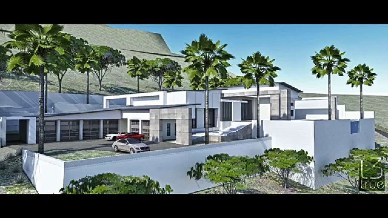 Designing an Ultra Modern House for the Hollywood Hills Vol 5