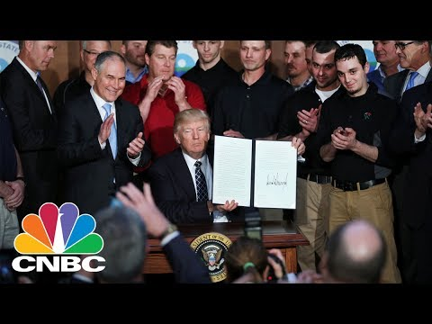 President Donald Trump To Pull US Out Of Paris Climate Deal | CNBC
