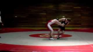 Bountiful High School Wrestling 2012 vs Northridge High School | 195 Pounds