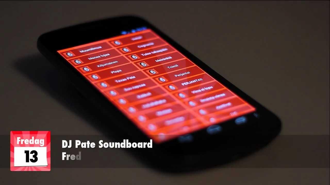 Dj Soundboard