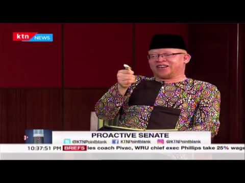 Senator Isaac Mwaura claims Ksh.14.8 trillion is stashed abroad | Point Blank with TG | Part 2