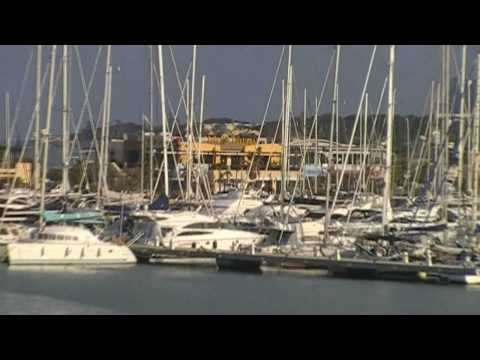 Ferry to Mallorca  victor parker video