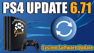 PS4 Update 6.71 - Aguanta Manito!!!! Que se viene?