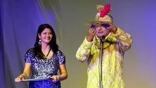 Magician sartaj S. K. Sharma