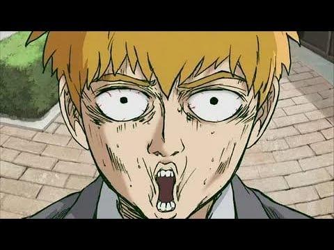 АНИМЕ ПРИКОЛЫ #93 Моб Психо 100 аниме картинки фото