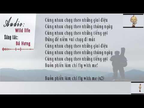 Wild Life - Ba-Hung ( Lysic - karaoke )