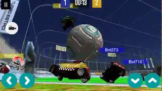 Rocket Turbo Car Championship Cup Multiplayer Game