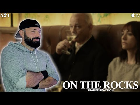ON THE ROCKS (A24 FILM) – TRAILER REACTION & REVIEW | BLURAY DAN