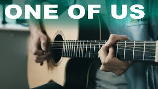 Joan Osborne - One of us⎪Instrumental acoustic cover