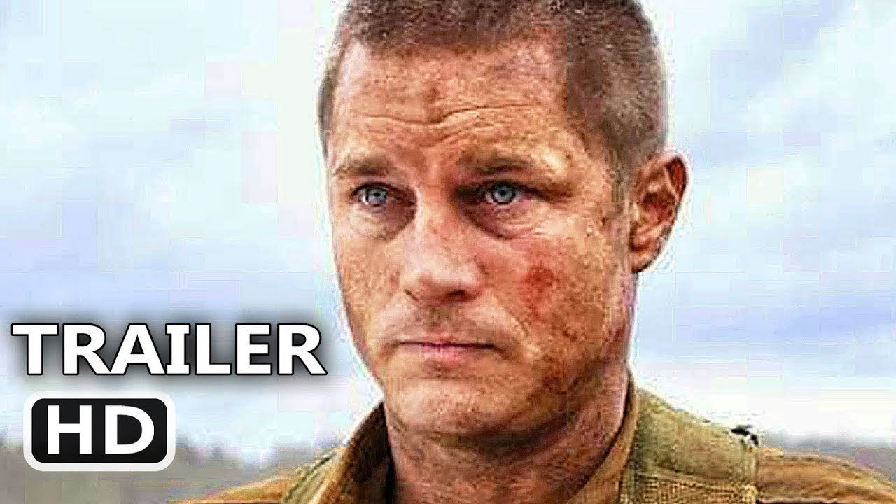 DANGER CLOSE Official Trailer (2019) Travis Fimmel, Action Movie HD