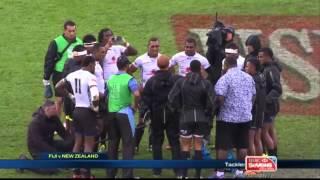 Fiji vs NZ Cup Finals,Glasgow 7s 2015 HD