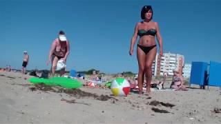 Пляж Ягры Белое море 31июля2018