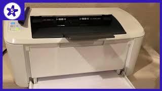 HP LaserJet Pro M15w Wireless Laser Printer (W2G51A) Review