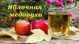 Рецепт приготовления медовухи, яблочная