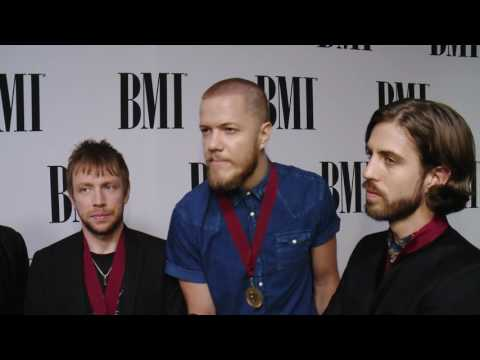 Imagine Dragons Interview - 2016 BMI Pop Awards