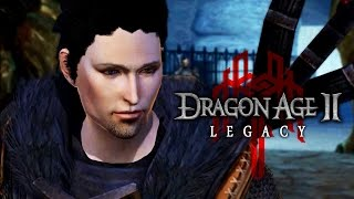 Dragon Age 2 – Legacy DLC ★ The Movie / All Cutscenes 【Male Mage Edition】