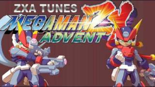 Mega Man ZX Advent Tunes OST - T29: Soul Ablaze (Vs. Albert; Final Battle - Phase 1!)