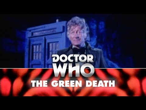 Doctor Who: Trip to Metebelis III - The Green Death