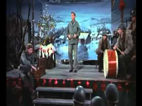 bing crosby im dreaming of a white christmas - White Christmas Play