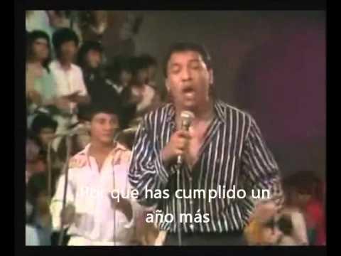 Diomedes Diaz - Tu Cumpleaños Con Letra