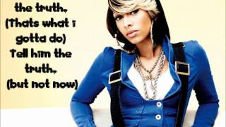 Tell Him the Truth - Keri Hilson ( Slowed Down ) Lyrics