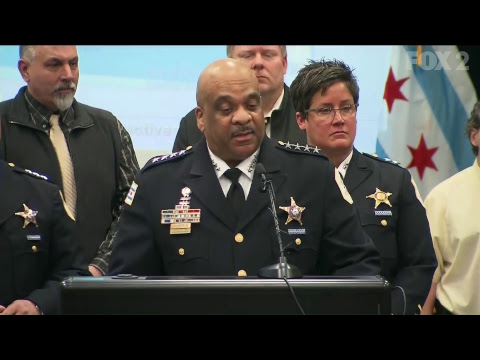 Chicago Police hold press conference on charges against Empire Star Jussie Smollett