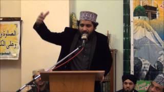 Rehmat da Darya Ilahi - Hafiz Noor Sultan Siddiqui - Mehfil-e-Wajdaan UK 2013