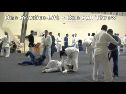 TYPICAL JUDO CLASS DRILLS