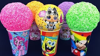 Download Super Wings Play Foam Ice Cream Cups Surprise I Toy Story LOL Marvel Kinder Surprise Eggs Mp3 and Videos