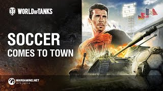 Soccer in World of Tanks