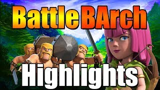 TH9 BATTLE BARCH! Battle Ram Strategies & Tactics TH9 Let's Play ep29 | Clash of Clans