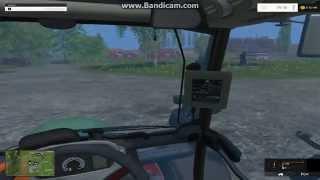 [PL] Farming Simulator 2015 tractors ( Symulator Farmy ciągniki 2015 )
