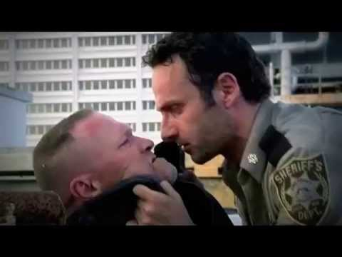 Rick Grimes Officer Friendly scenes