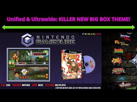 Unified & Ultrawide: New Big Box Theme for Your Ultrawide (21x9) Monitor!