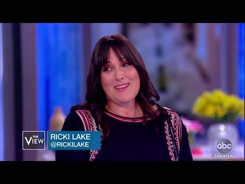 "Ricki Lake on New Documentary ""Weed the People"" 