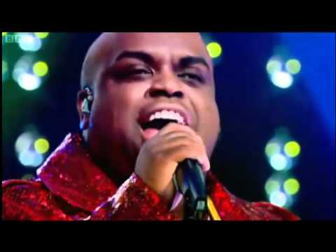 Top of the Pops Christmas 2010, Cee-Lo Green - Forget You