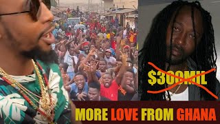We RATE Popcaan Suh? | No $300 Mil For Flourgon | Interational Remix | Daddy1