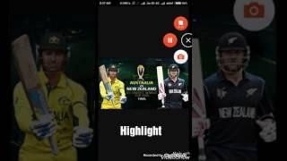 Australia vs New Zealand [ ICC CRICKET WORLD CUP 2015 FINAL HIGHLIGHTS]