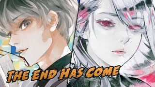 Tokyo Ghoul:re To End in 3 Chapters