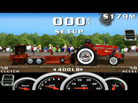 Tractor Pull 2016 Hack Cheats